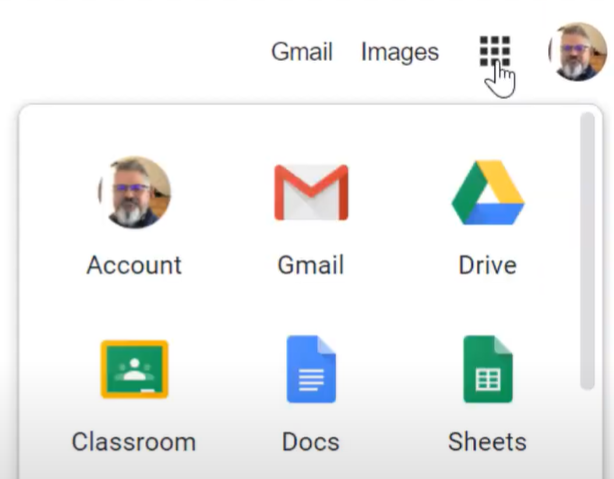 Find Classroom in App Launcher